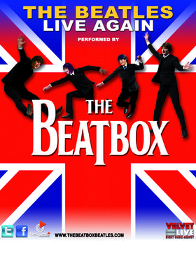 THE BEATLES LIVE AGAIN PERFORMED BY THE BEAT BOX